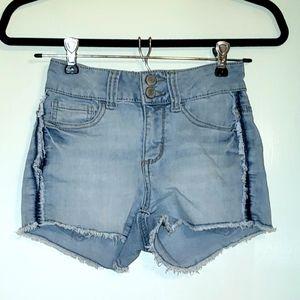 Mudd jean shorts Flex Size 0